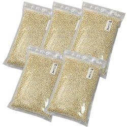 画像2: 【送料無料】 国産 押はだか麦 1kg×5袋 うるち性 大麦