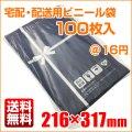 【送料無料】宅配袋 ギフトバッグ 100枚入 216×317mm