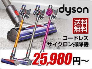 ダイソン コードレスサイクロン掃除機
